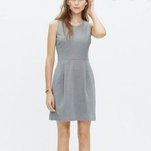 Madewell xs grey dress with pockets